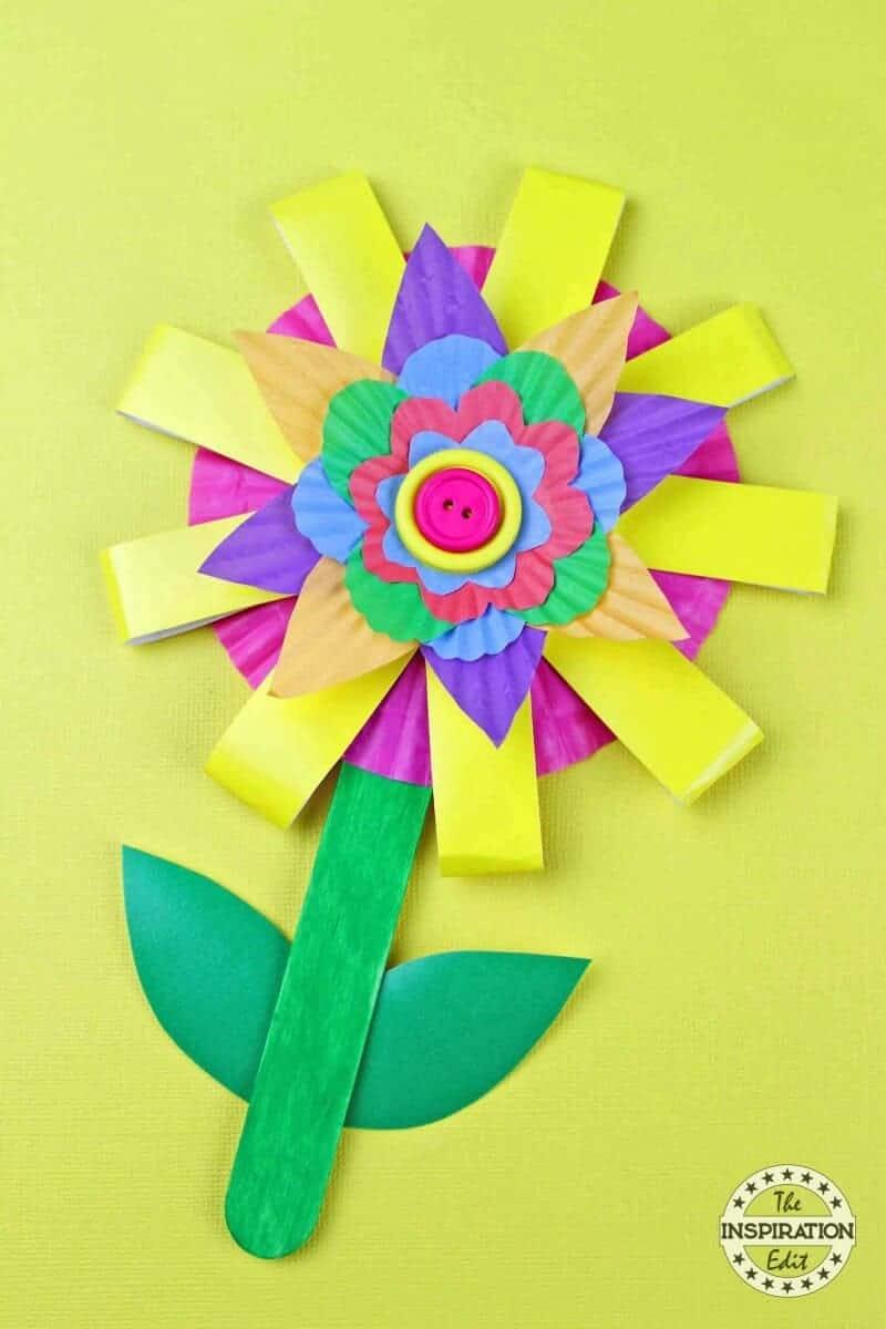 flower flower craft