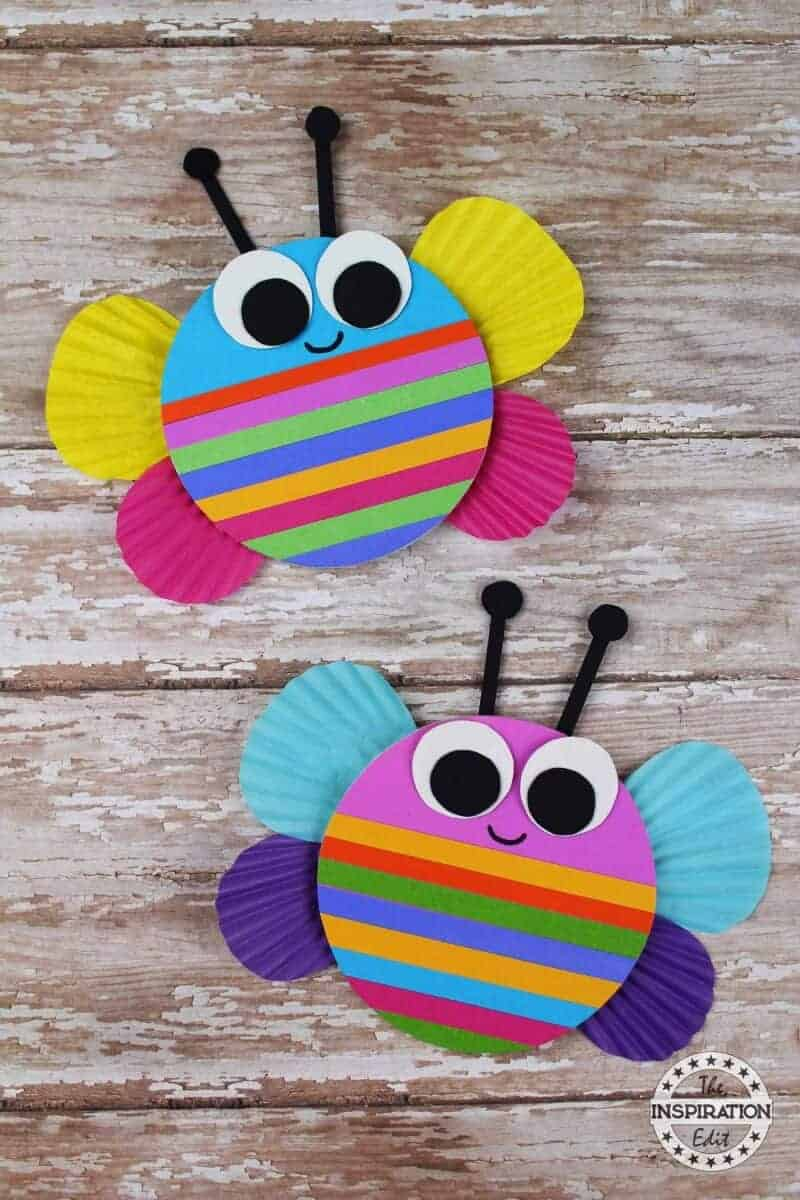 butterfly craft for preschool kids