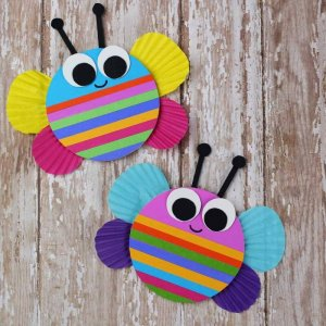 butterfly craft for preschool kids