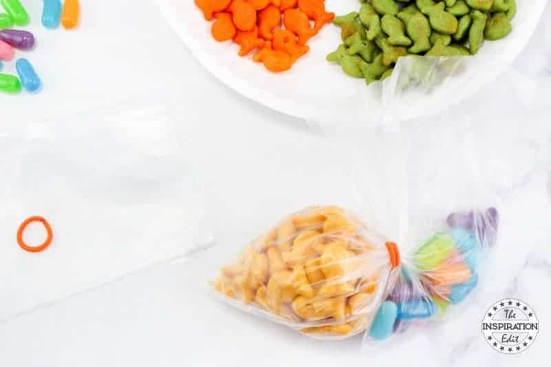 Little Fish Treat Bags