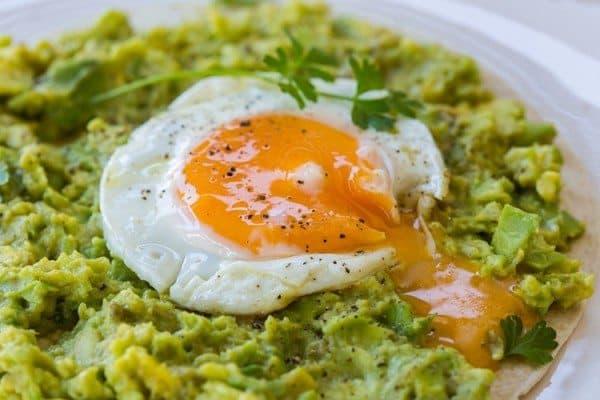 Instant-Pot-Avocado-Egg-Protein-Wrap