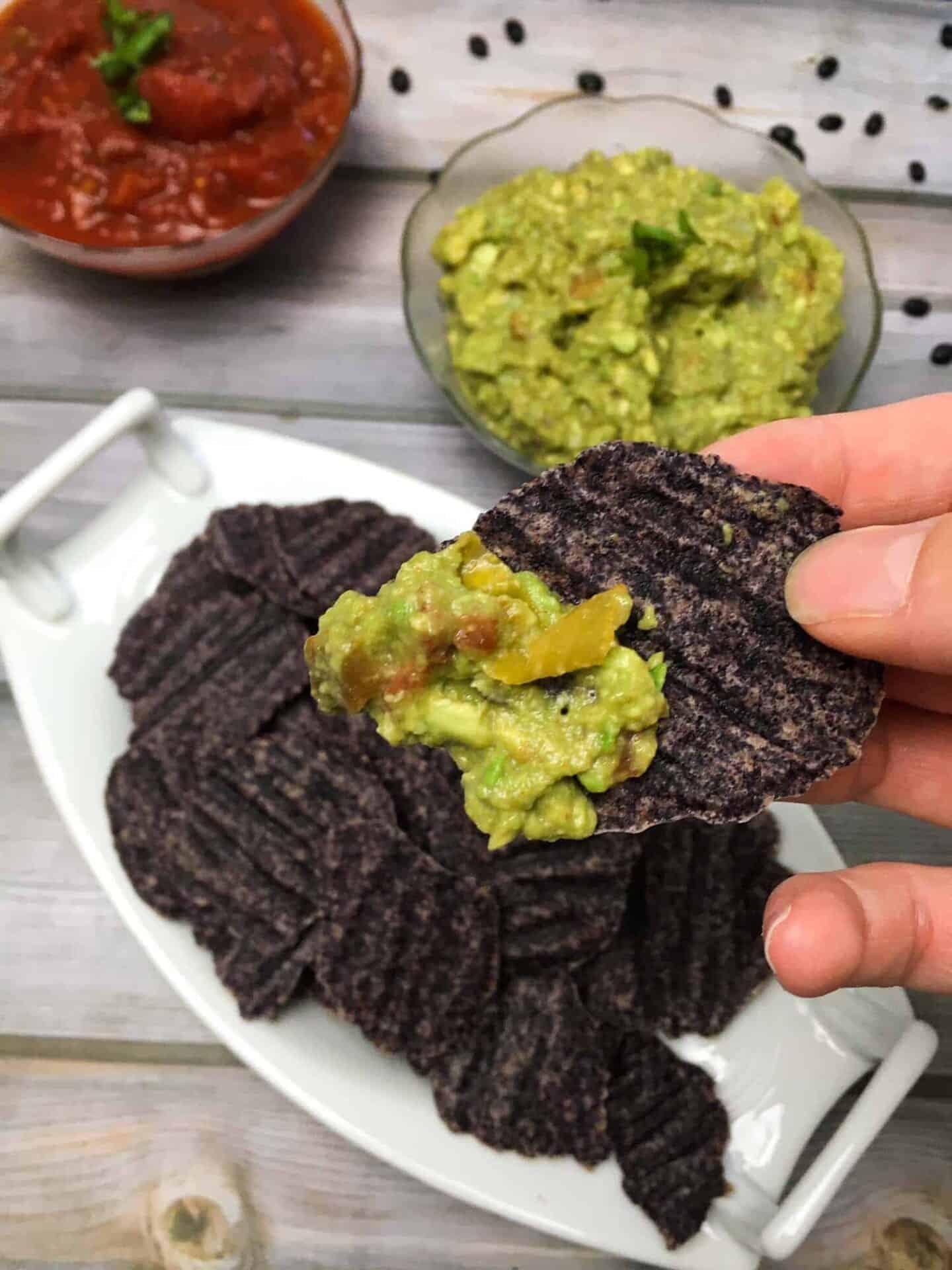 Instant-Pot-Black-Bean-Chips