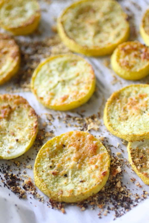 Instant-Pot-Roasted-Parmesan-Summer-Squash- Chips