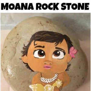 disney moana rock stone