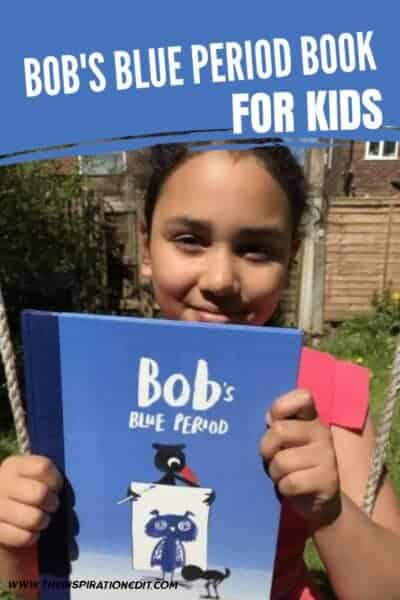 bobs blue period book about feelings