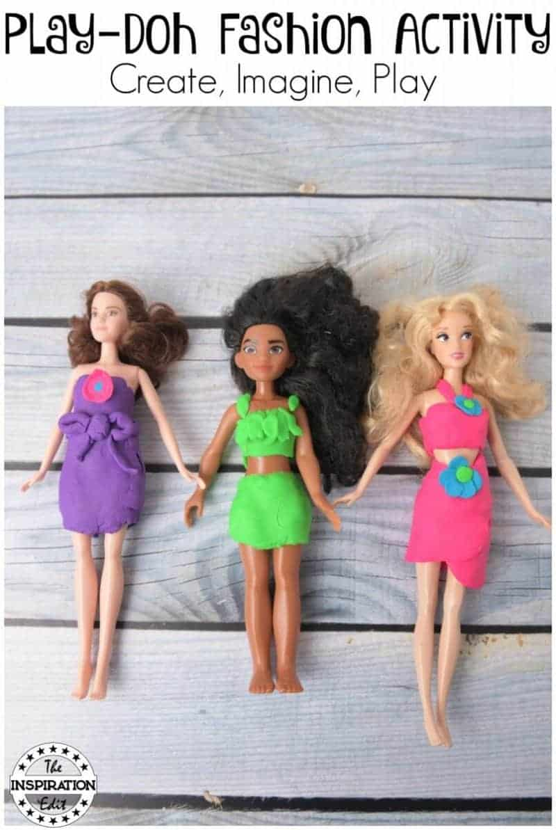 play-doh fashion