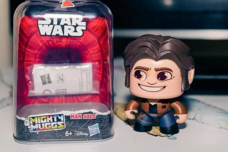 hans solo mighty muggs 2018 character