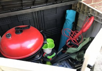 garden storage