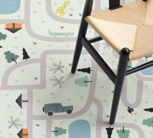 KIDS FLOORING DESIGNS