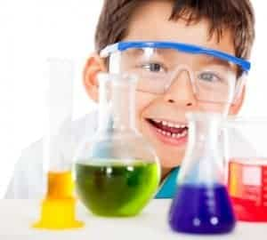 Science fun for kids