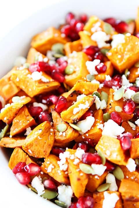 Sweet-Potato-Pomegranate-Salad