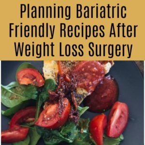 bariatric friendly recipes
