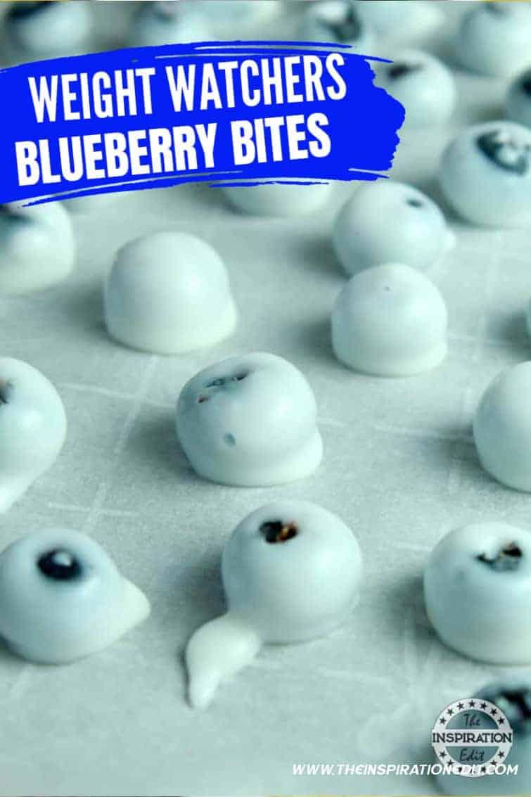 blueberry bites
