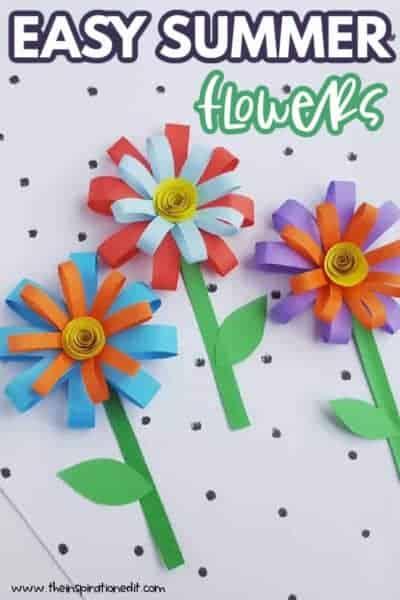 easy summer flowers