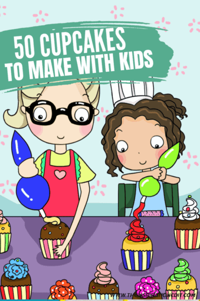 50 Creative Cupcake Ideas To Make With Kids
