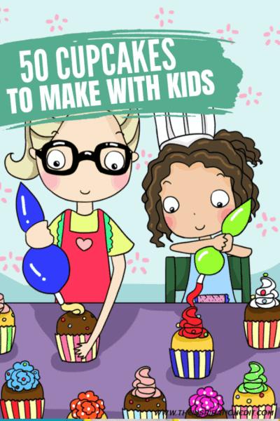 50 Creative Cupcake Ideas To Make With Kids