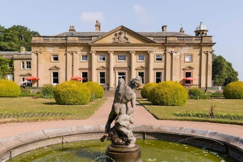 Wortley Hall Wedding Barnsley