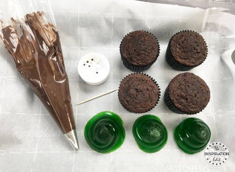 Halloween Party Food For Adults slimer ghost cupcakes made with jello