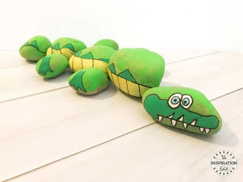 crocodile rock stone