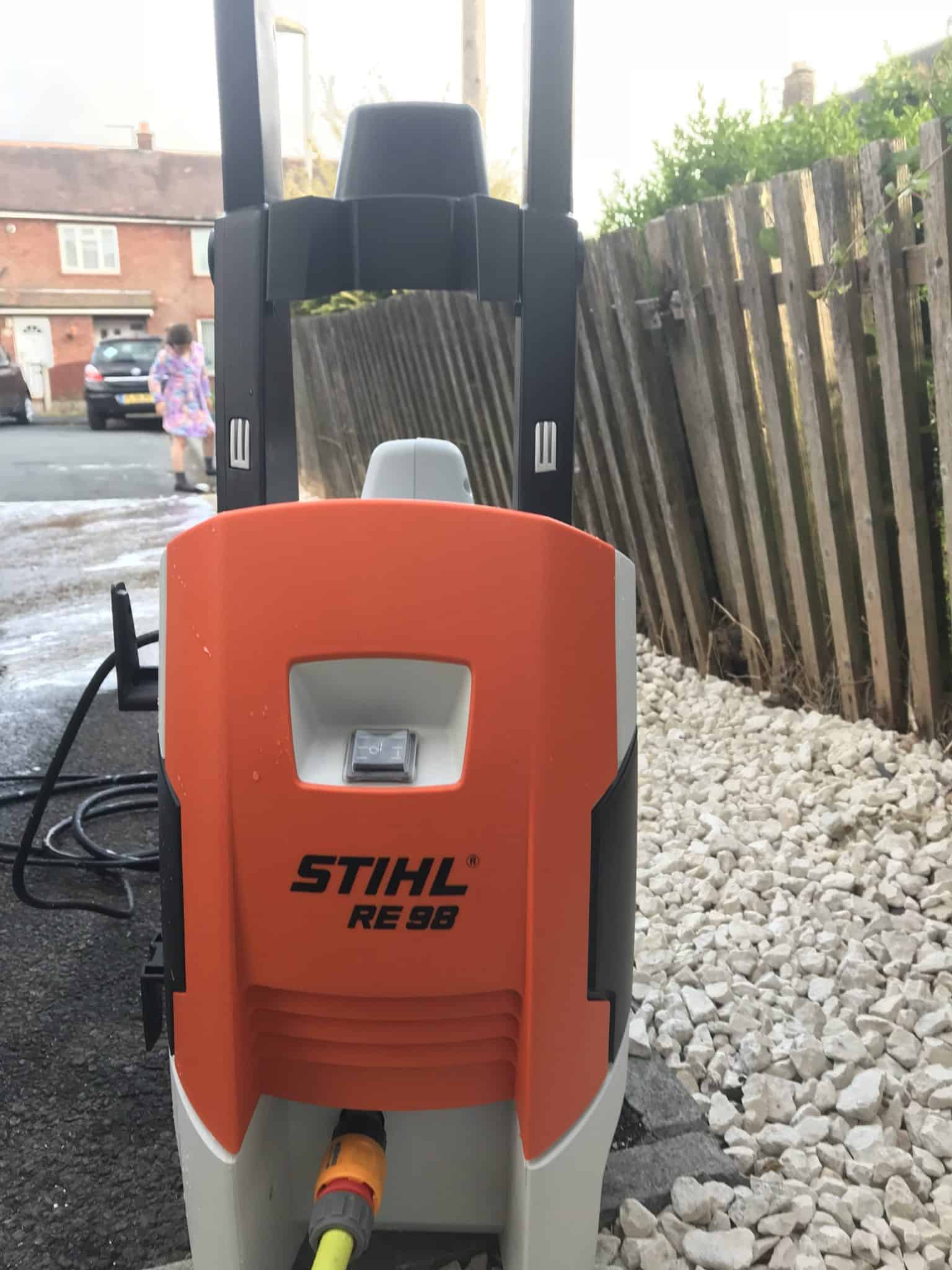 STILH RE 98 pressure washer