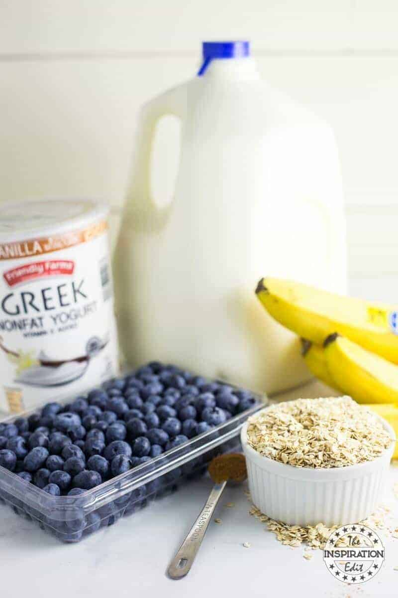weight watchers breakfast ingredients