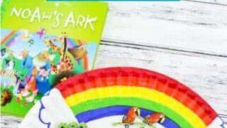 noahs ark craft idea