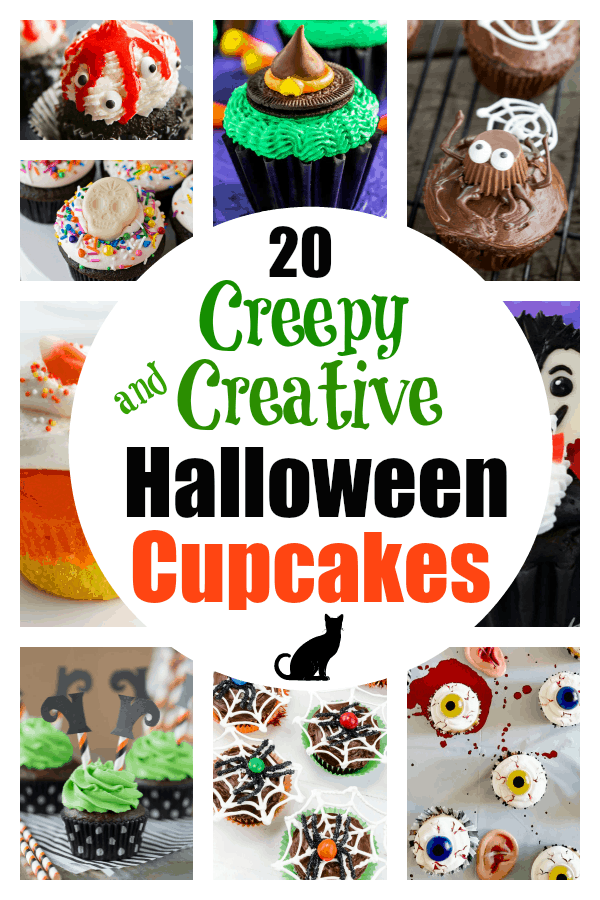 Halloween Cupcake Recipe