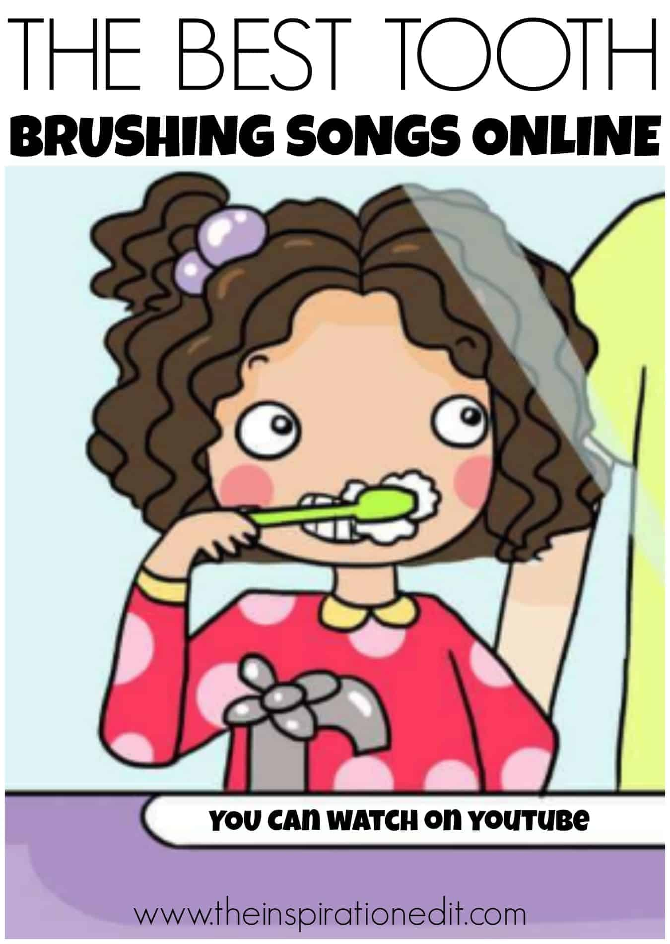tooth brushing songs for kids