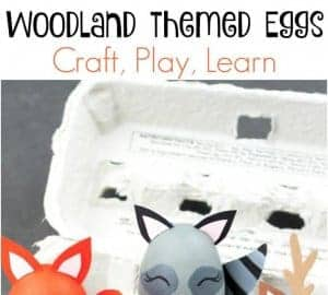 woodland eggs