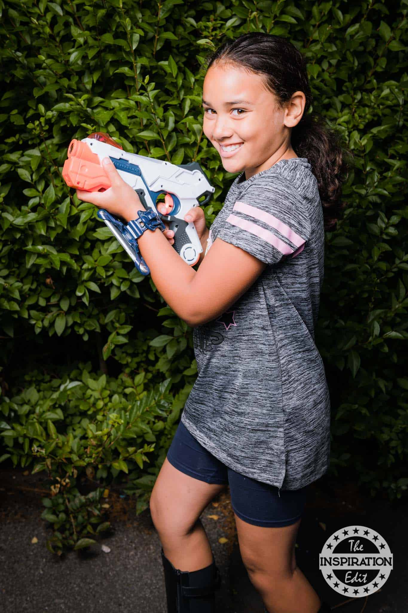 Nerf Laser Ops Pro Alphapoint - Playing around