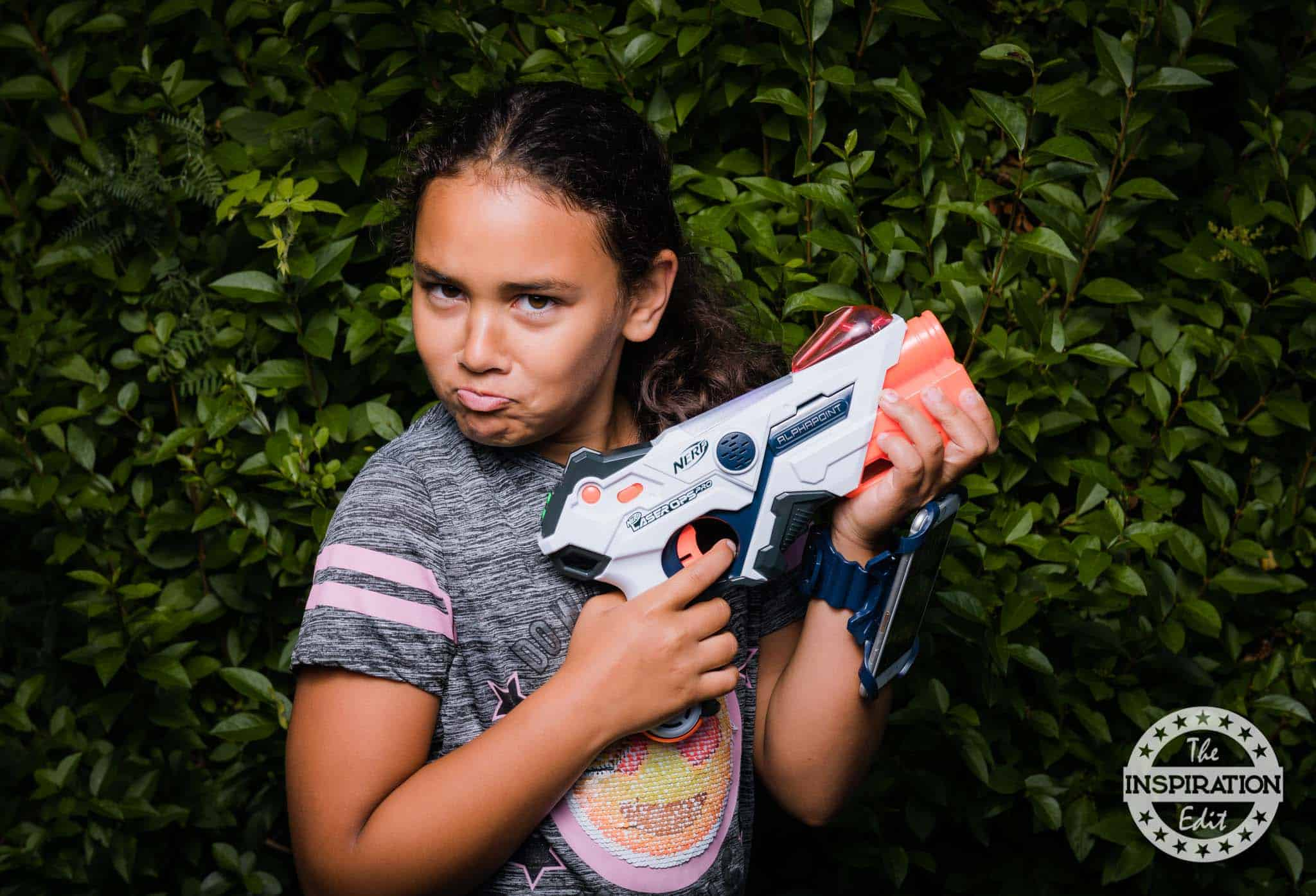 Nerf Laser Ops Pro AlphapointNerf Laser Ops Pro Alphapoint - sad face