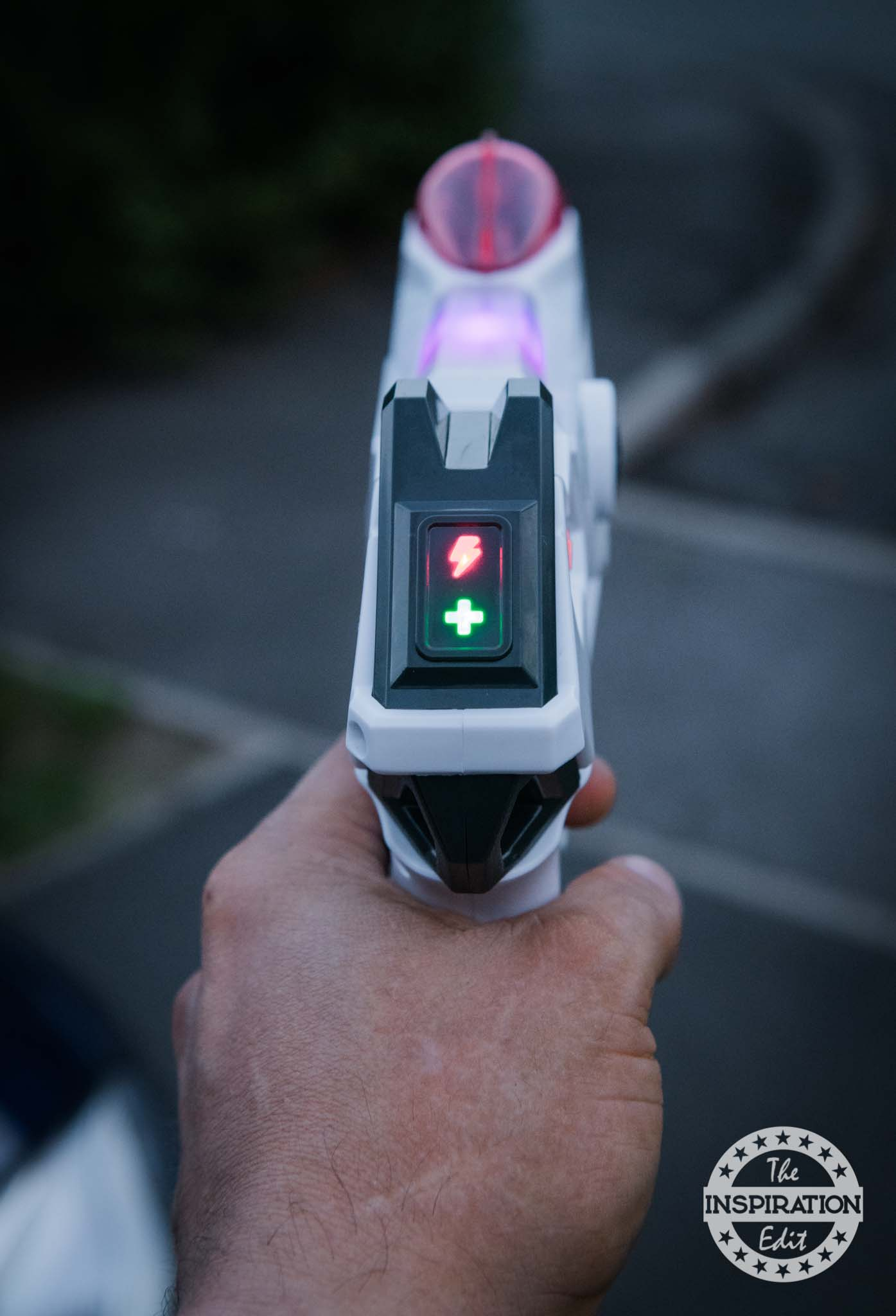 Nerf Laser Ops Pro Alphapoint - Ammo Count