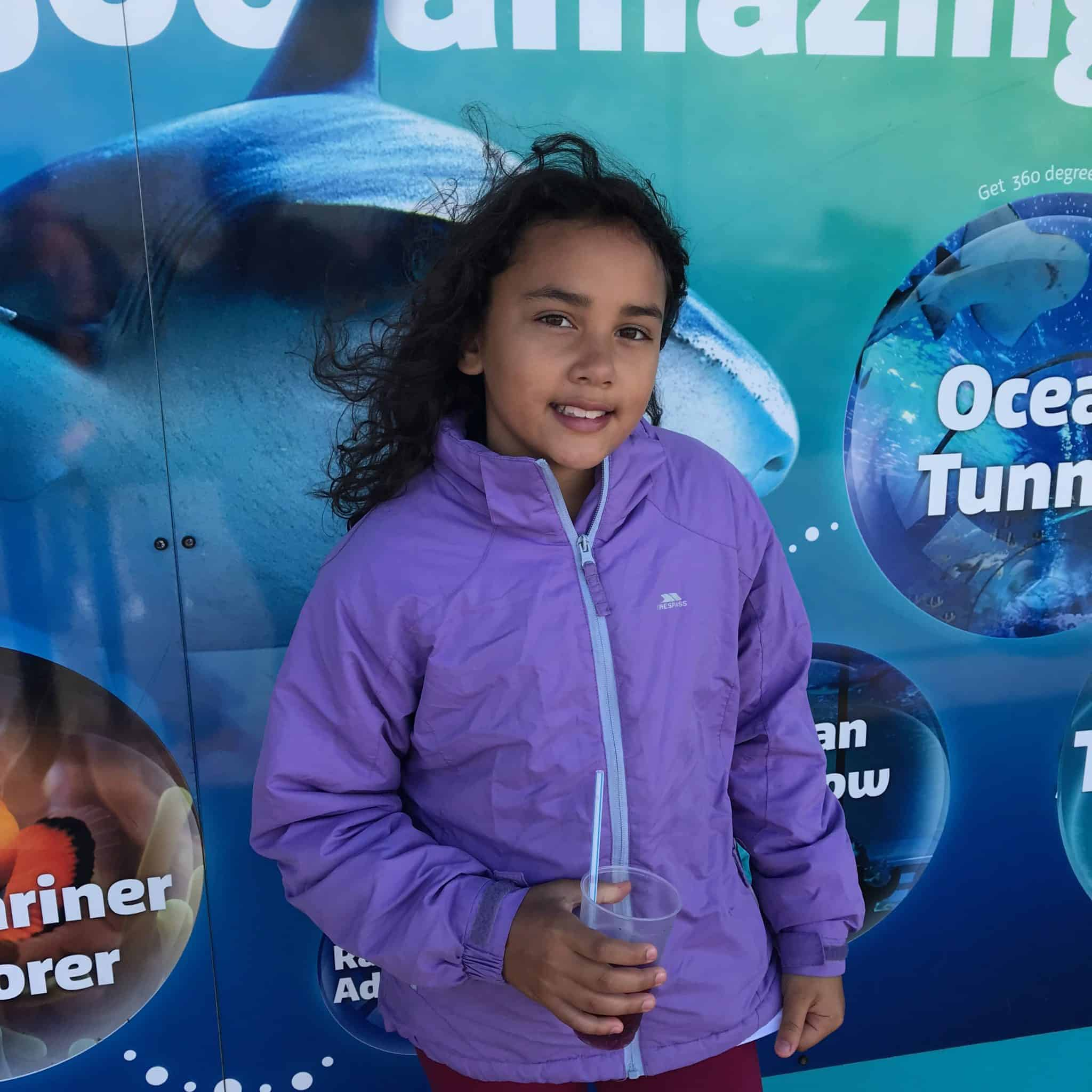 blackpool tower and sealife visits