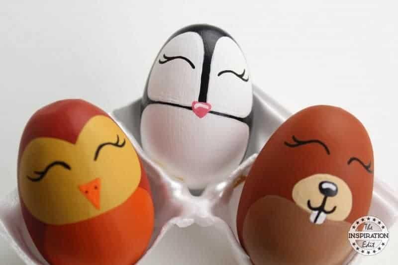 preschool crafts for fall Owl Egg Craft