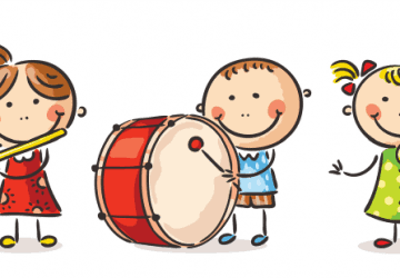bonding with your toddler through music