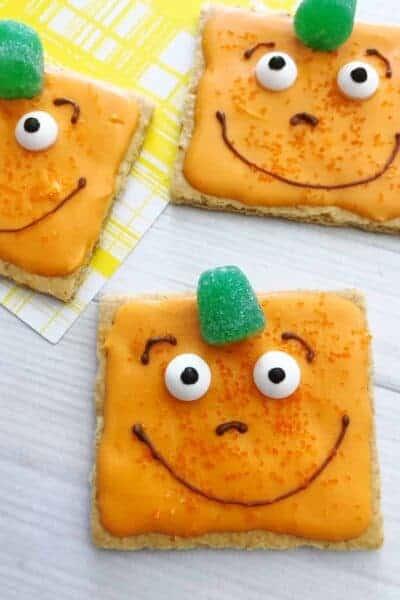 spookly cookies