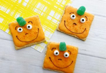 spookley the pumpkin halloween pumpkin cookies