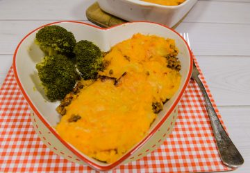 sweet potato cottage pie recipe hello fresh