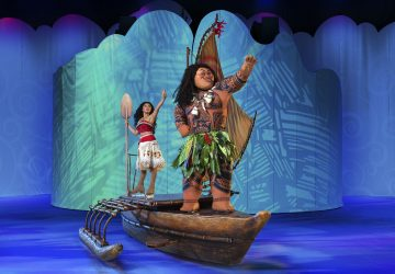 disney on ice moana and maui