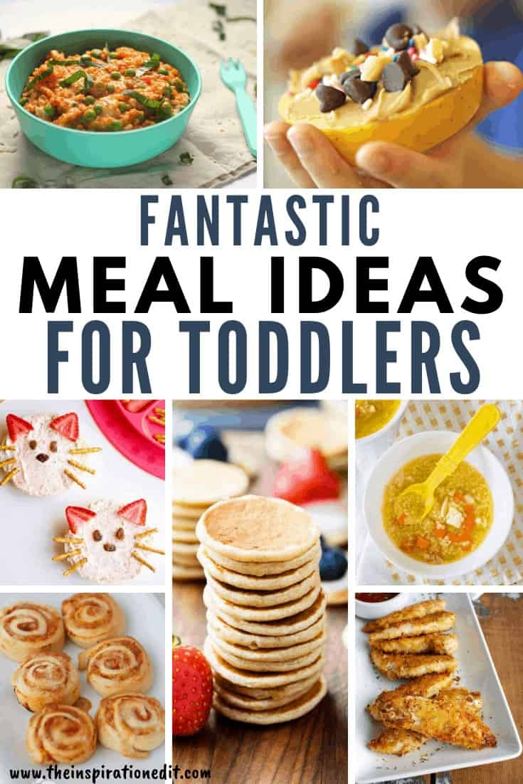 Fantastic Meal Ideas For Toddlers