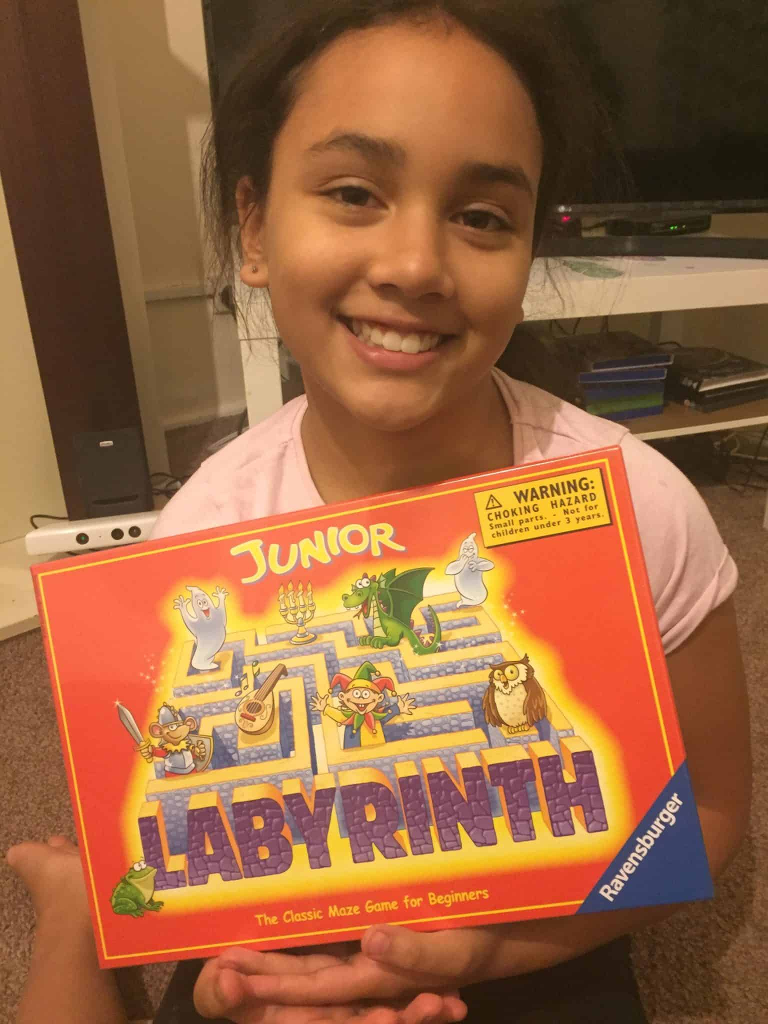labyrinth game by ravensburger