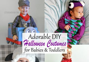 adorable diy halloween costumes