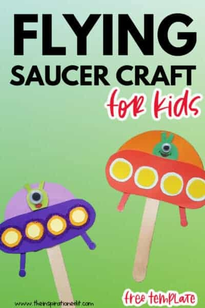 flying saucer craft