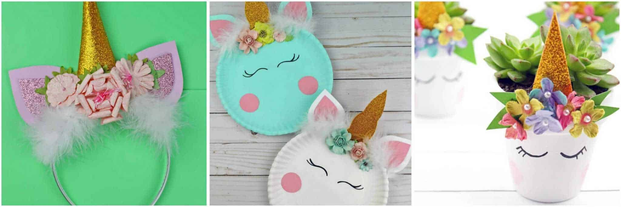 unicorn pictures and unicorn crafts 2