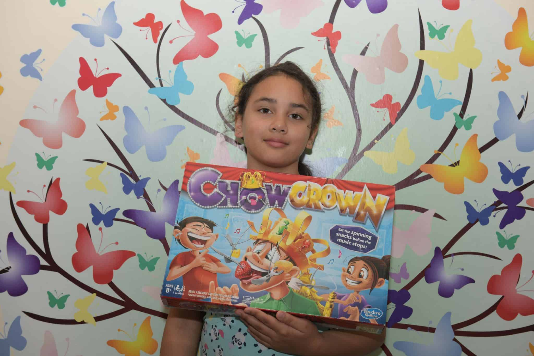 Hasbro Chown Crown Game A Review
