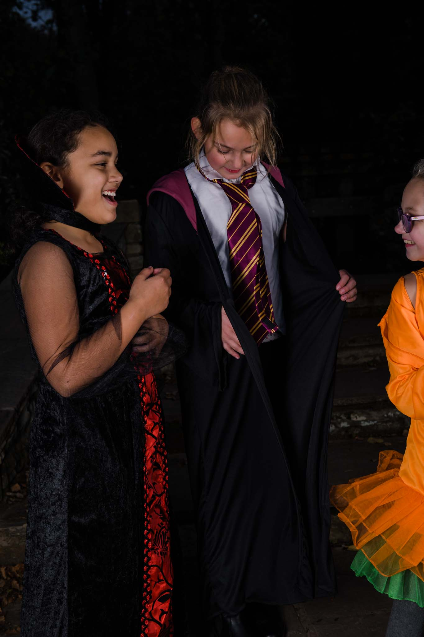 Vampire halloween costumes for girls