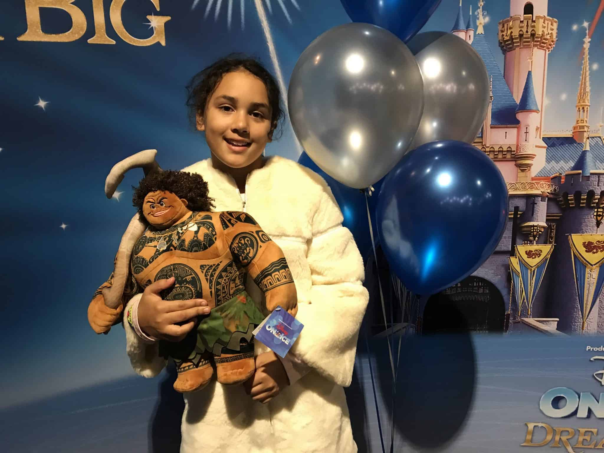 visiting disney on ice manchester