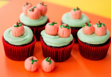 Pumpkin Cupcakes Perfect For October