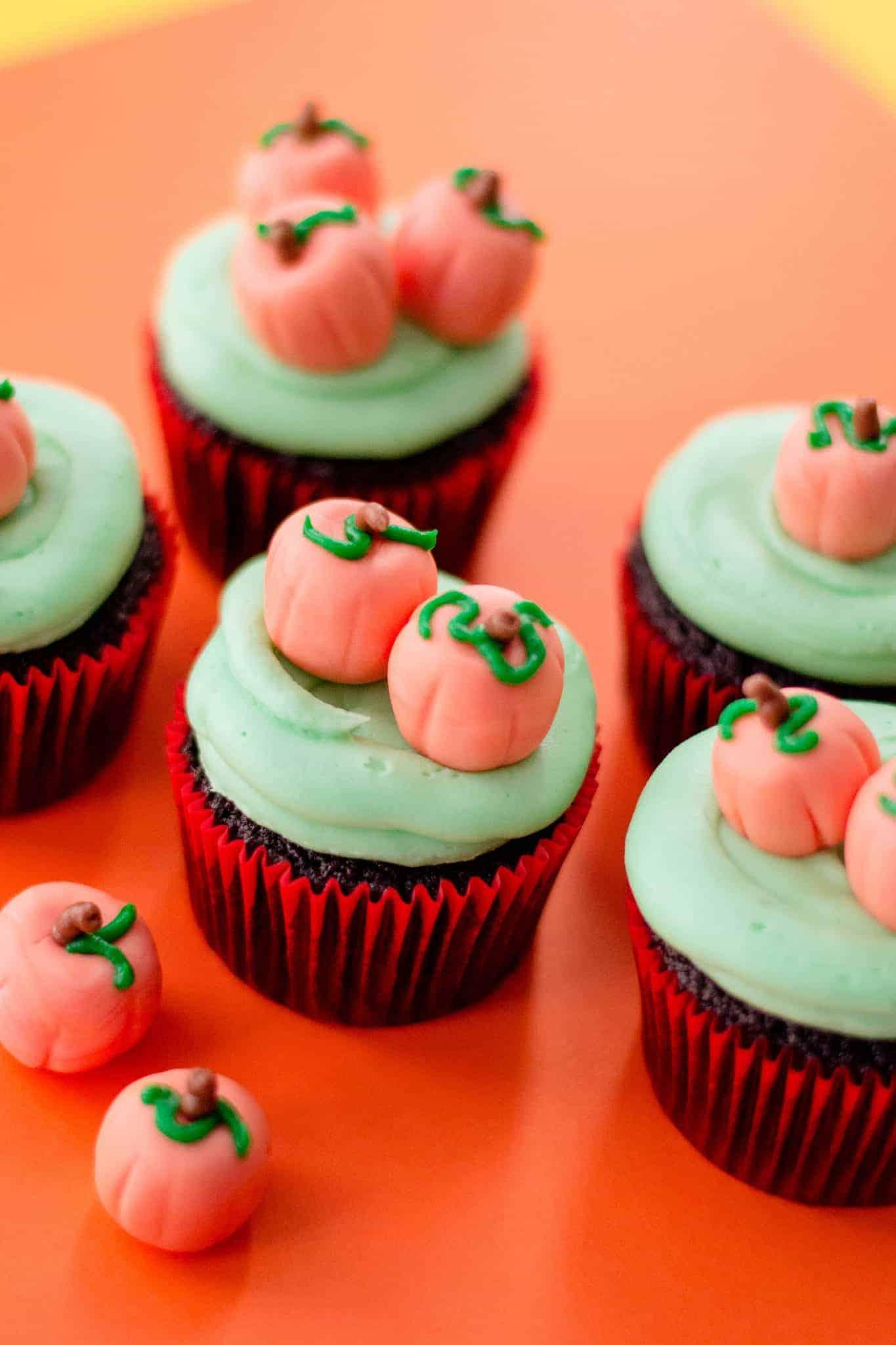 Pumpkin Cupcake Recipe you will love
