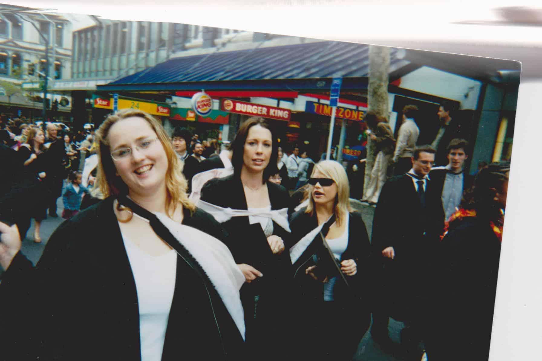 ang 2005 graduation